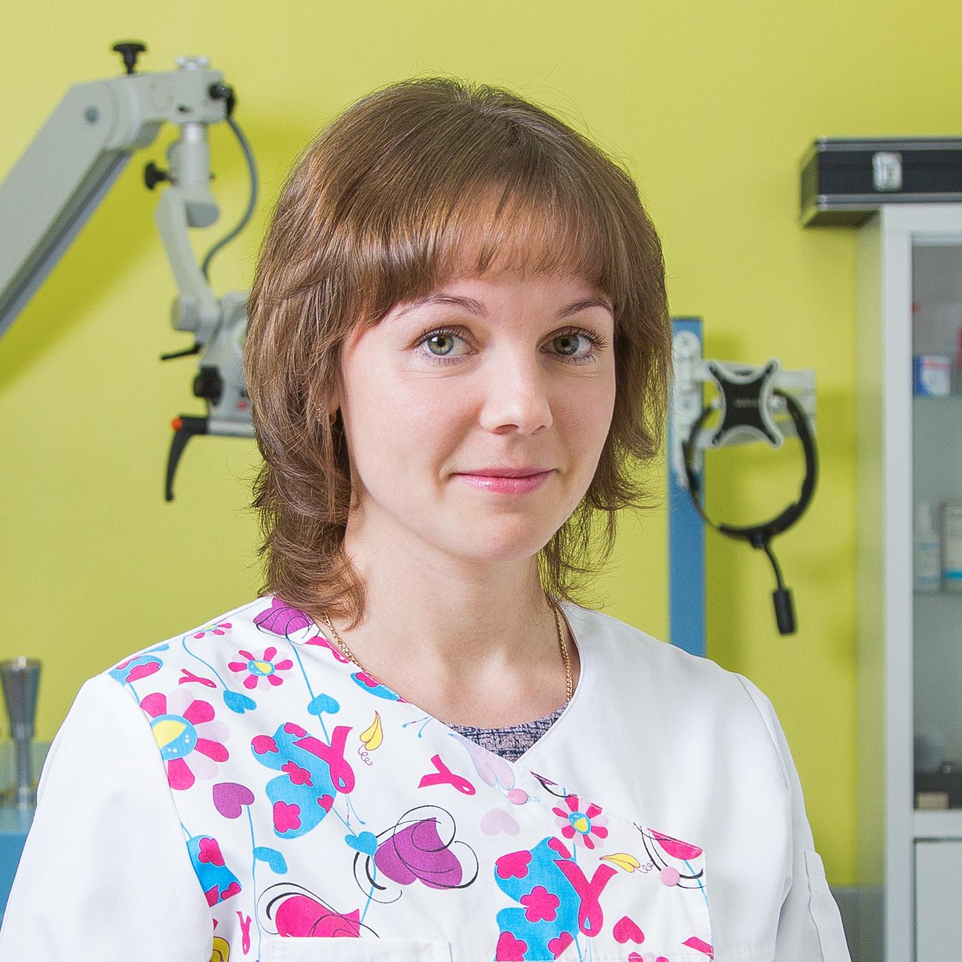 Черногребель Оксана Валерьевна