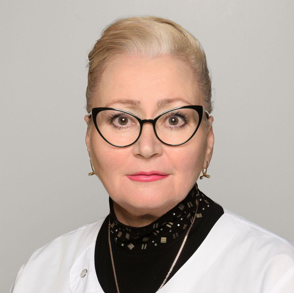 Манакова Ольга Павловна